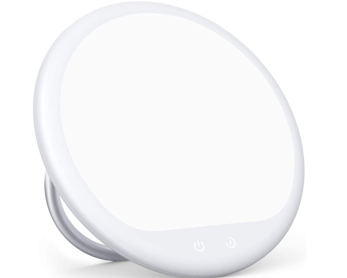 AUKEY Light Therapy Lamp