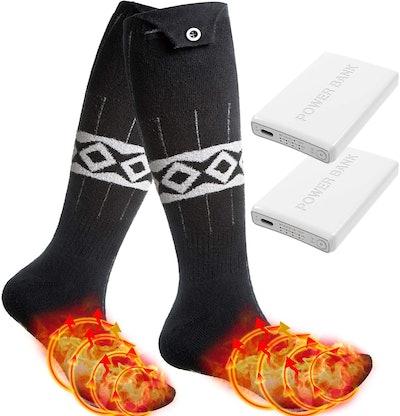 LEBOO Heated Socks