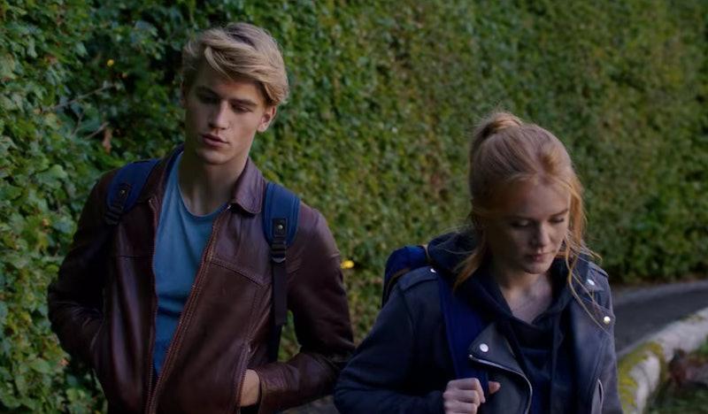 Bloom & Sky in 'Fate: The Winx Saga'