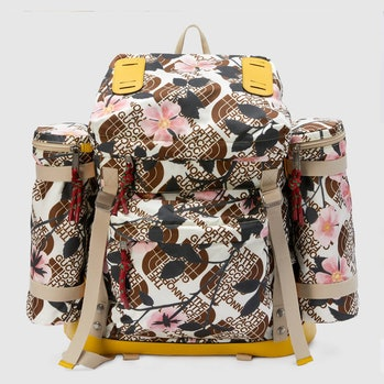 The North Face Gucci Backpack