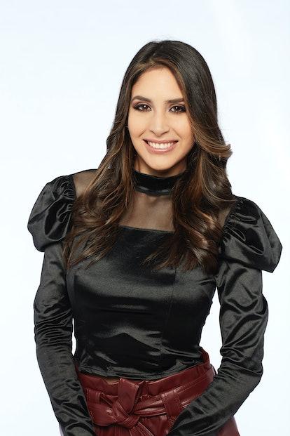 Catalina Morales from Matt's 'Bachelor' season