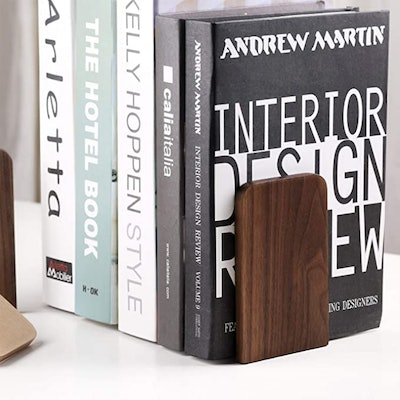 Muso Wood Bookends