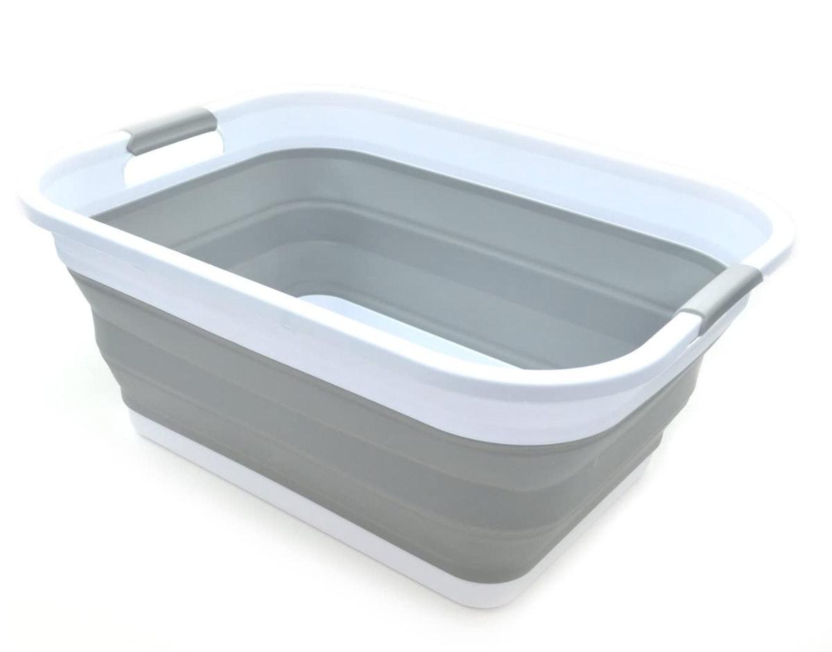 SAMMART Collapsible Laundry Basket