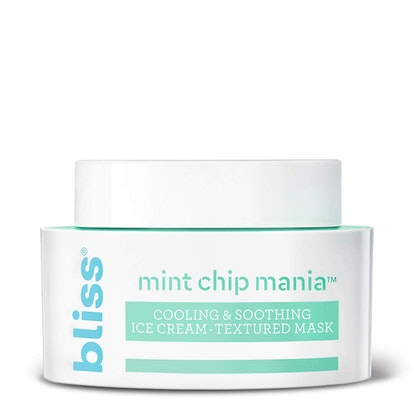 Bliss Mint Chip Mania Soothing Facial Mask