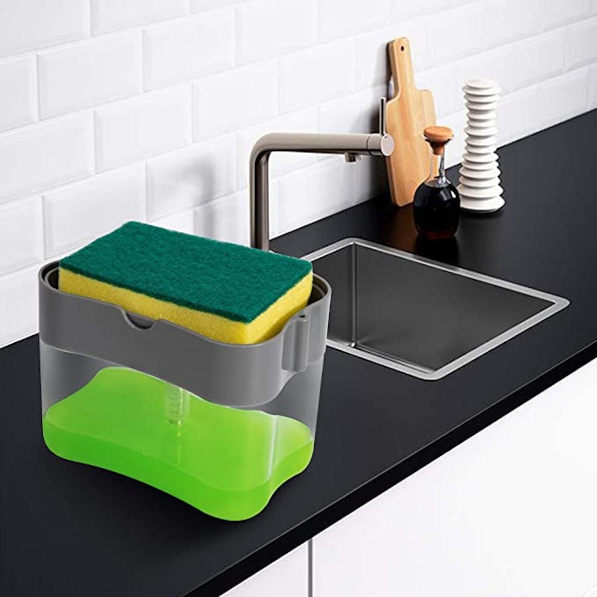 OYREL Soap Pump Dispenser and Holder