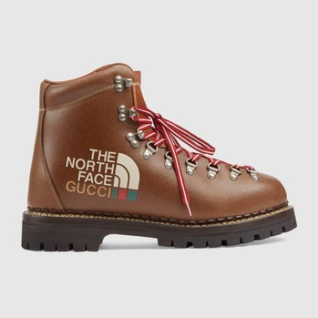 The North Face Gucci Boots