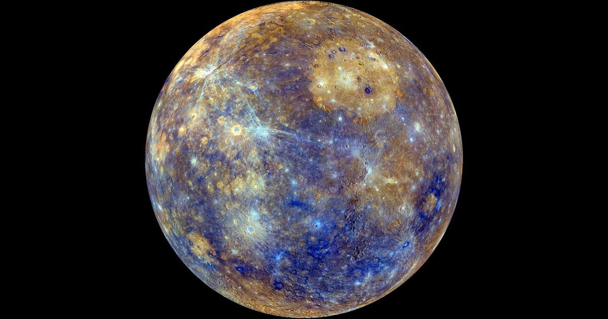 You need to see Mercury at its brightest this weekend