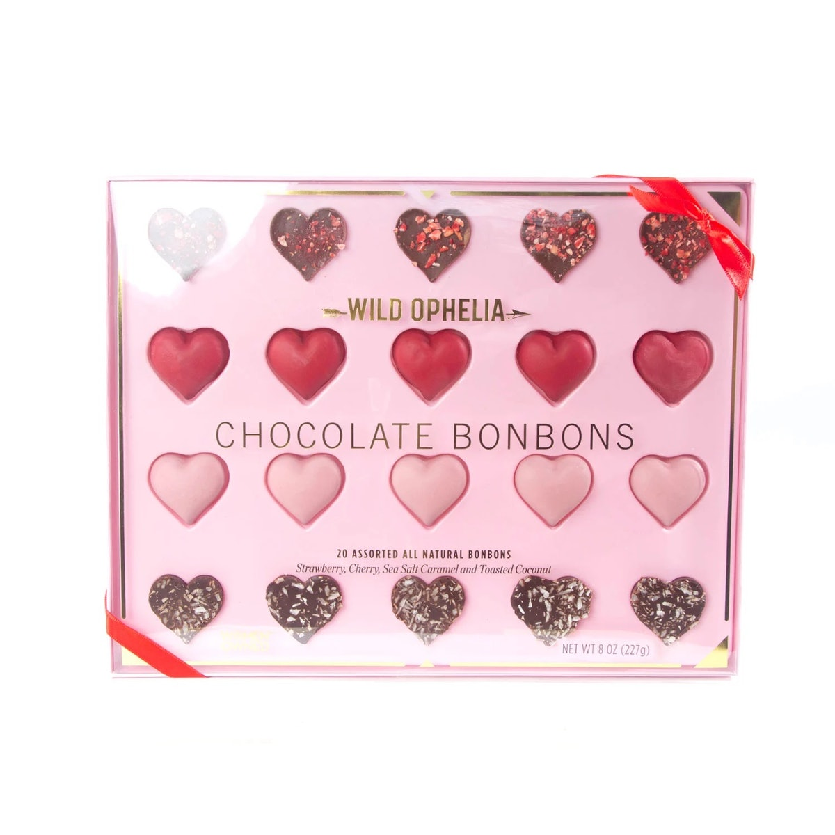 Sam's Club is selling the Wild Ophelia Chocolate Bonbons box for Valentine's Day 2021.