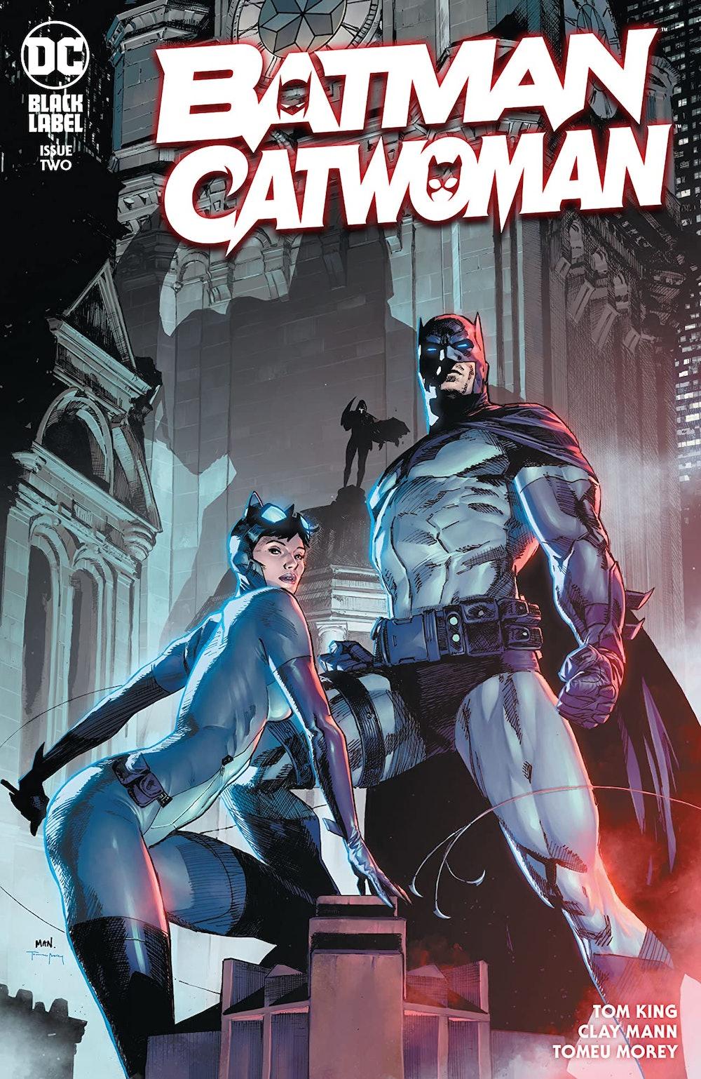 Batman Catwoman Issue 2