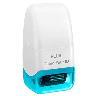 Guard Your ID Roller Identity Security Stamp Roller