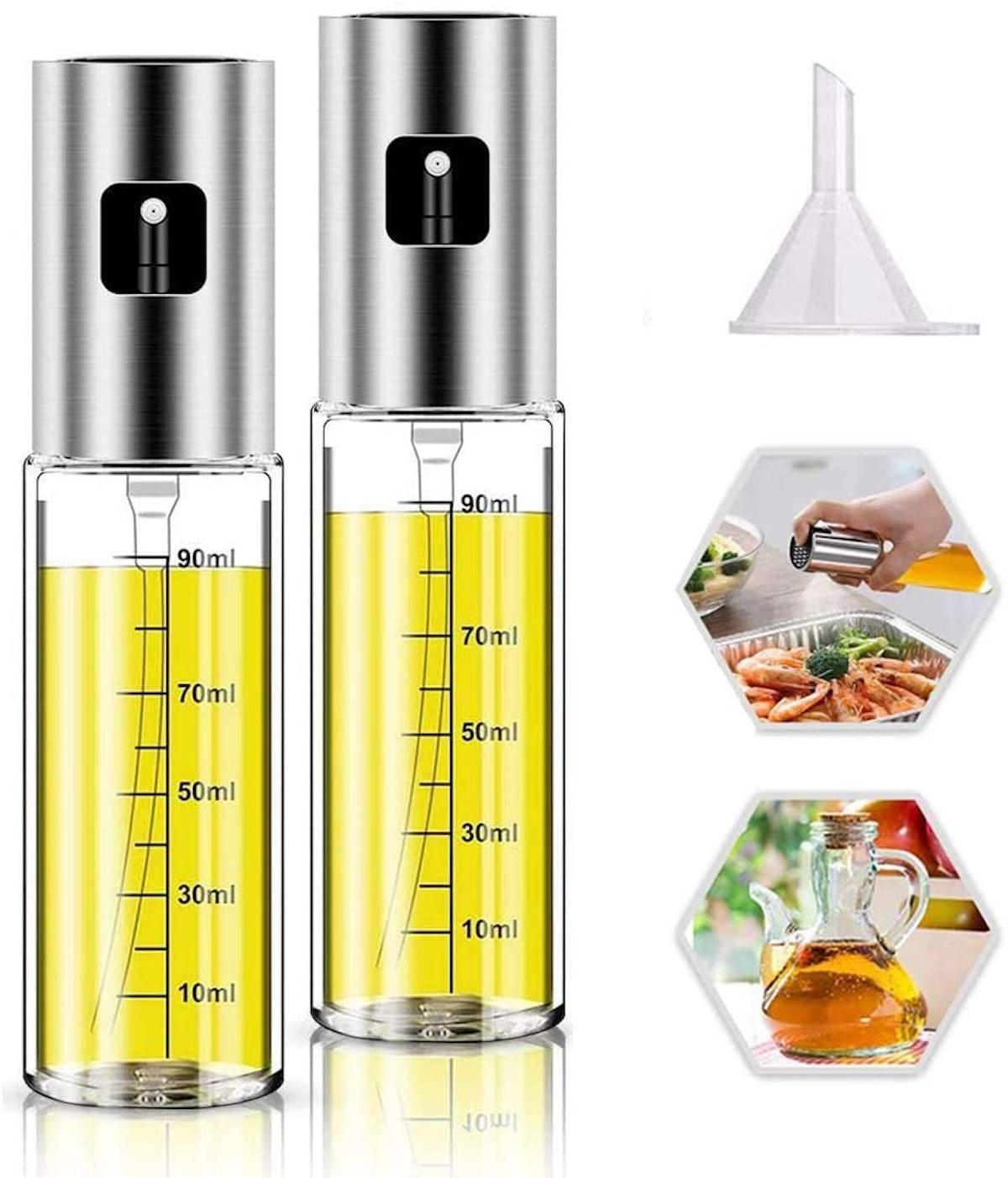 PUZMUG Cooking Oil Sprayers (2-Pack)