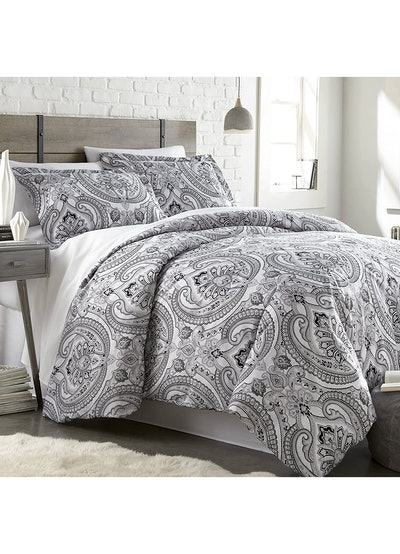 Southshore Fine Living The Pure Melody Collection Comforter Set (3 Pieces)