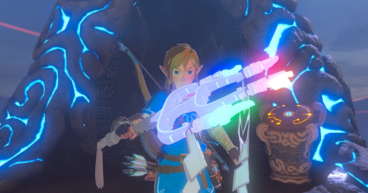 'Breath of the Wild 2' should bring back this cut 'Ocarina of Time' feature