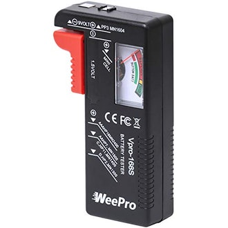 WeePro Battery Tester Checker