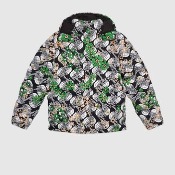 The North Face Gucci Puffer Coat