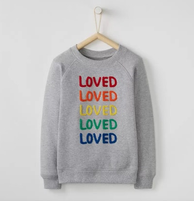 Be Loved Sweatshirt In French Terry