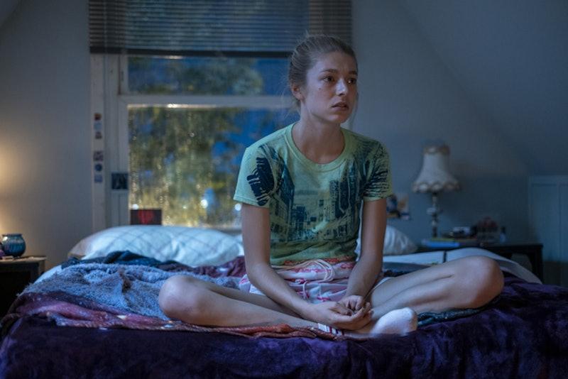 Jules in the second 'Euphoria' bridge episode