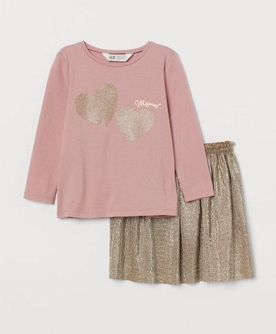 2-Piece Cotton Set