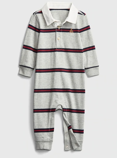 Baby Stripe One Piece