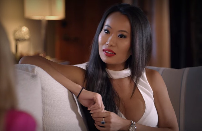 Kelly Mi Li on 'Bling Empire.'