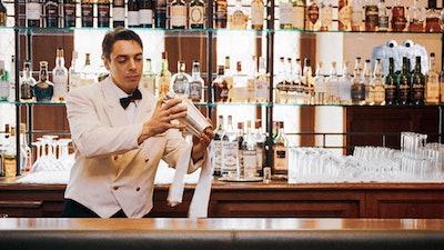 A Fancy Bar