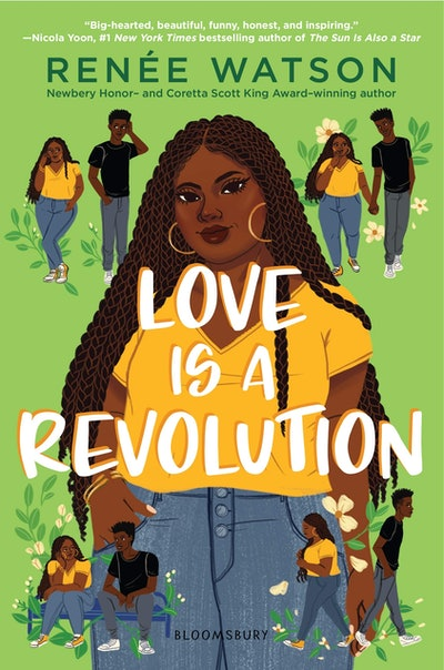 'Love Is a Revolution' by Renée Watson