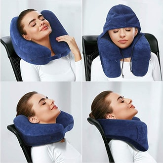 Sunany Inflatable Travel Pillow