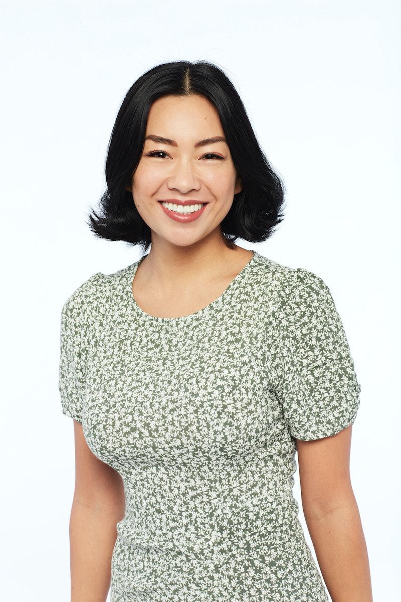 Kim Li from 'The Bachelor' via ABC's press site