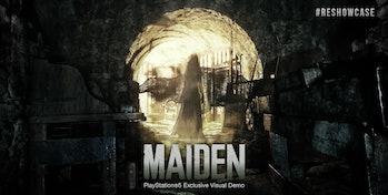 maiden resident evil demo