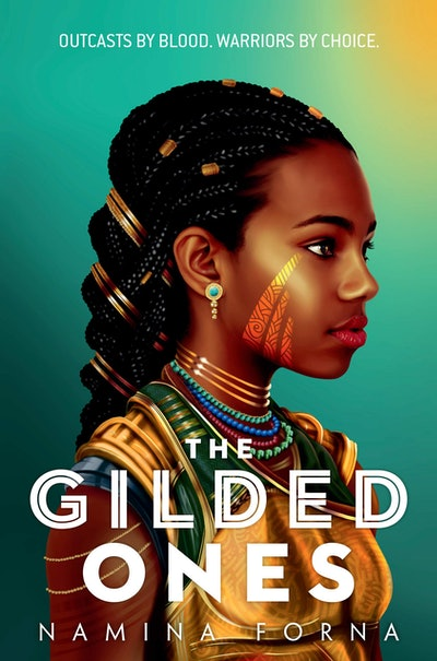'The Gilded Ones' by Namina Forna