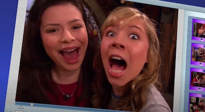 The first two seasons of Nickelodeon's 'iCarly' will be on Netflix on Feb. 8.