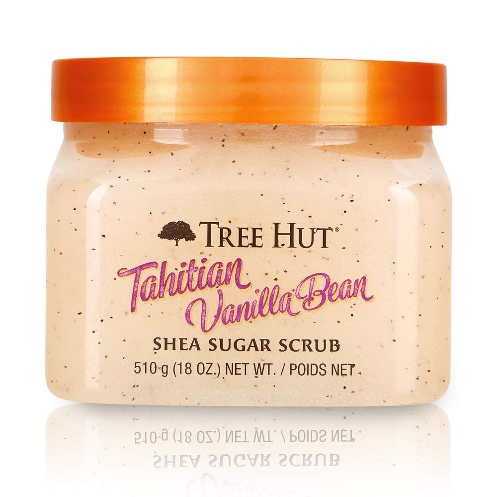 Tree Hut Tahitian Vanilla Bean Shea Sugar Scrub