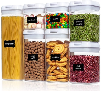 Vtopmart Airtight Food Storage Containers (7-Pieces)