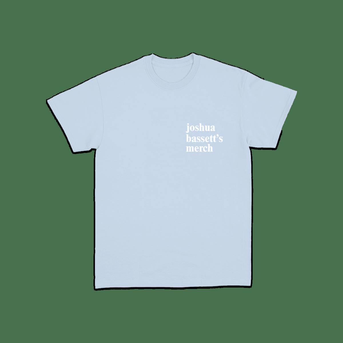 Joshua Bassett's Tee Blue