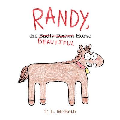 Randy The Badly Drawn Horse