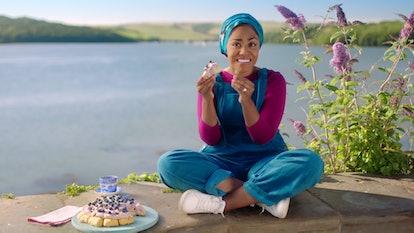 Netflix cooking show, 'Nadiya Bakes' starts streaming on Feb. 12.