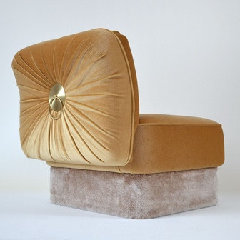 Powder Armchair