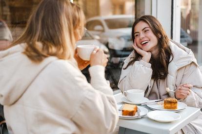 women having lunch birth order relationships