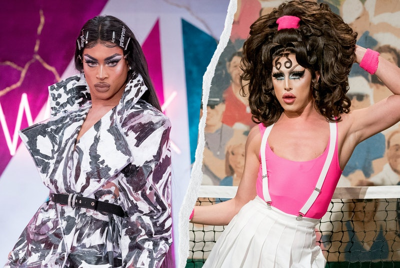 Tayce & A'Whora from 'RuPaul's Drag Race UK' Season Two
