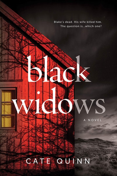 'Black Widows' by Cate Quinn