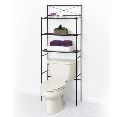 Zenna Home Over The Toilet Space Saver