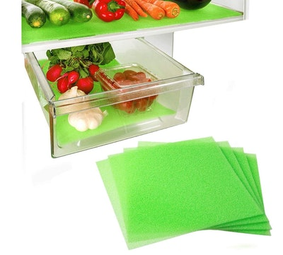 Dualplex Fruit and Veggie Life Extender Liner (4-Pack)