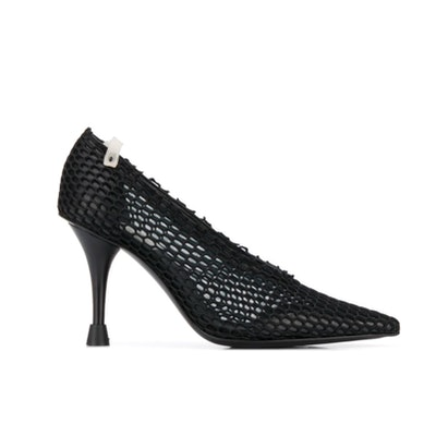Mesh Pointed Pumps