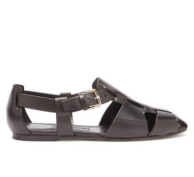 Ernest Leather Fisherman Sandals