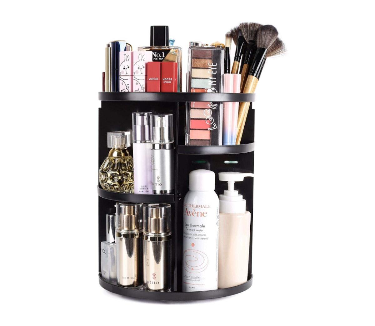 sanipoe Rotating Makeup Organizer