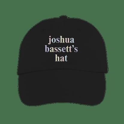 Joshua Bassett's Hat Black