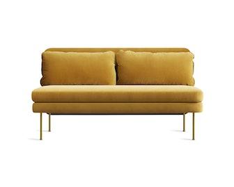 "Bloke 60"" Armless Sofa"