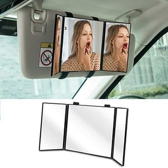 Huicocy Car Visor Mirror
