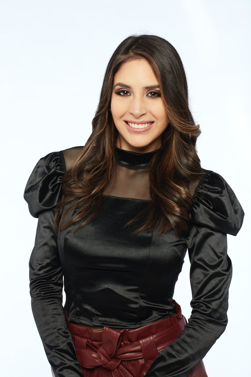 Catalina Morales from 'The Bachelor' via ABC's press site