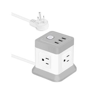 FDTEK Flat Plug Extension Cord